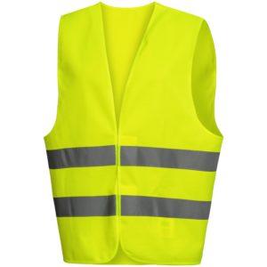 Nitras Warnschutz-Weste, neongelb