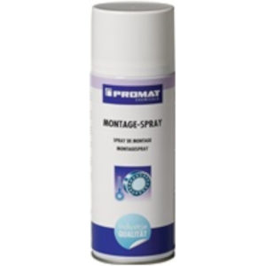 Montagespray 400 ml gelblich Spraydose PROMAT CHEMICALS