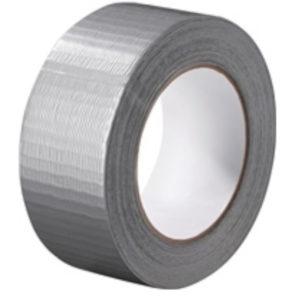 Gewebeband silber Länge 50 m Breite 48 mm Rolle PROMAT