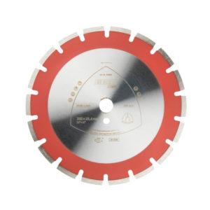 Klingspor, DT 602 B Supra, Diamantgroßtrennscheibe für Altbeton, Altbeton, armiert