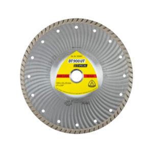 Klingspor, DT 900 UT Special, Diamanttrennscheiben für Winkelschleifer für Beton, Baustellenmaterialien, Dachziegel