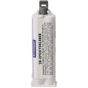 2K-Epoxidklebstoff 50 g farblos Doppelkartusche PROMAT CHEMICALS
