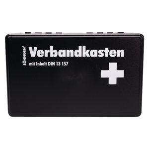 Betriebsverbandkasten, klein KIEL B260xH160xT80ca.mm schwarz SÖHNGEN