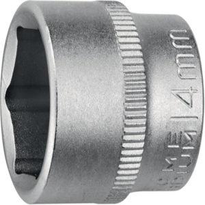 Steckschlüsselseinsatz 1/4 Zoll, 6-kant, 6,3 mm, Promat