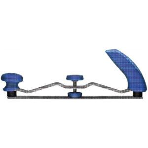 Karosseriefeilenblatthalter Länge 350 mm PFERD