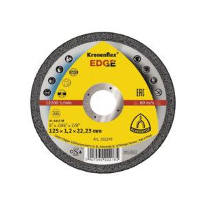 Klingspor, Kronenflex® EDGE, Trennscheiben für Edelstahl, Stahl, Aluminium