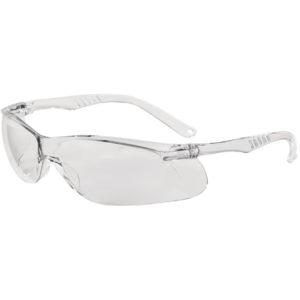 Schutzbrille Daylight One, EN 166, Bügel klar, Scheibe klar, Polycarbonat, PROMAT