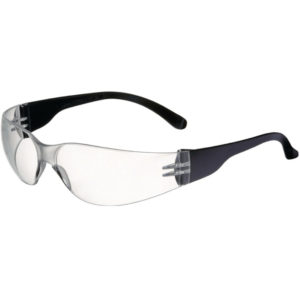 Schutzbrille Daylight Basic, EN 166, Bügel schwarz, Scheibe klar, Polycarbonat, PROMAT