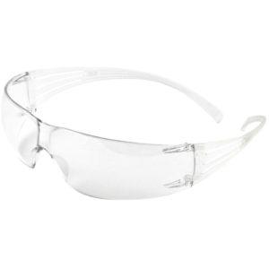 Schutzbrille SecureFit-SF200, EN 166, EN 170, Bügel klar, Scheibe klar, Polycarbonat, 3M
