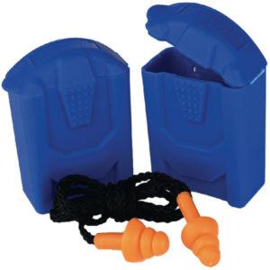 Gehörschutzstöpsel SAFELINE I, EN 352-2, SNR 25 dB, 1 Paar / Box, PROMAT