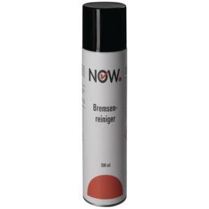 Bremsenreiniger, acetonfrei, 500 ml Spraydose, NOW