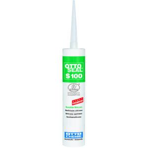 OTTOSEAL® S100, Premium-Sanitär-Silicon, für innen und außen, verschiedene Farben