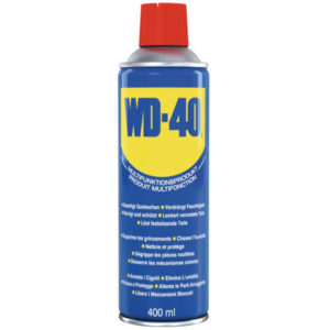 WD-40, Multifunktionsprodukt, 400 ml Spraydose